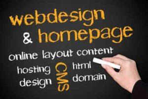 Webdesign und Webseitenerstellung von NB Internet Marketing